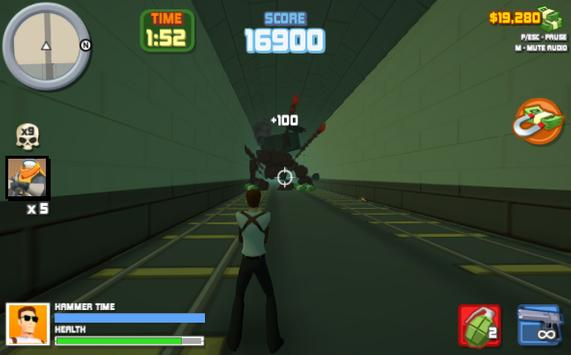 Gangster City Crime 3D screenshot 5