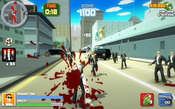 Gangster City Crime 3D screenshot 1