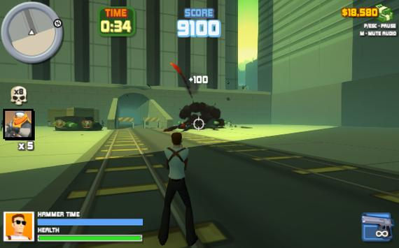Gangster City Crime 3D screenshot 2