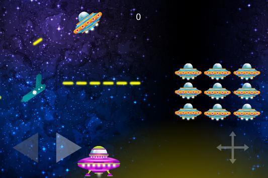Flip The Gun - Galaxy Space Shooter game screenshot 2
