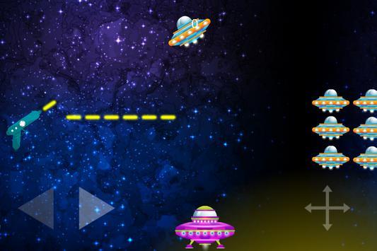 Flip The Gun - Galaxy Space Shooter game screenshot 4