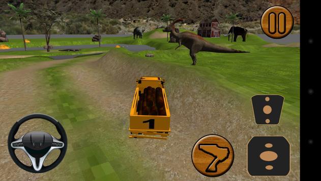 Truck Driver Cargo 3D apk screenshot