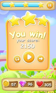 Bubble Shooter New Puzzle 2017 screenshot 2