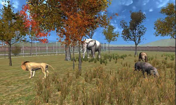 VR Jurassic Jungle Safari apk screenshot