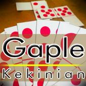Gaple kekinian icon
