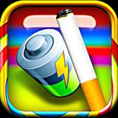 Battery Cigarette Prank icon