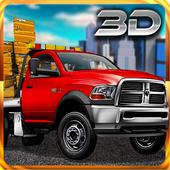 Real Truck Cargo Simulator icon