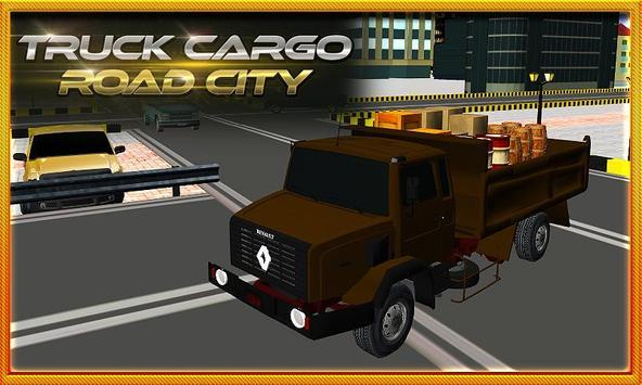 Real Truck Cargo Simulator screenshot 14