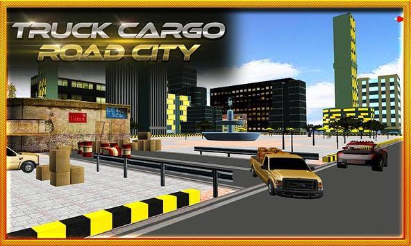 Real Truck Cargo Simulator screenshot 15