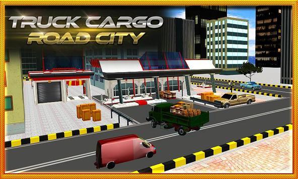 Real Truck Cargo Simulator screenshot 1