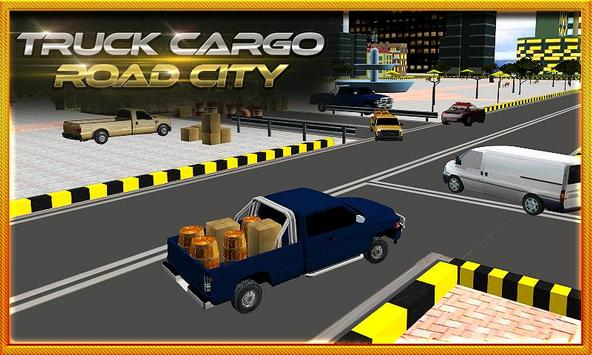 Real Truck Cargo Simulator screenshot 4