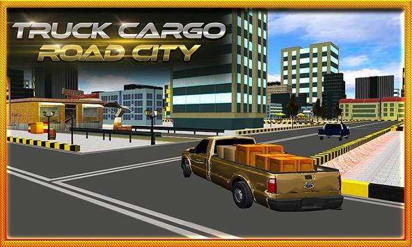 Real Truck Cargo Simulator screenshot 6