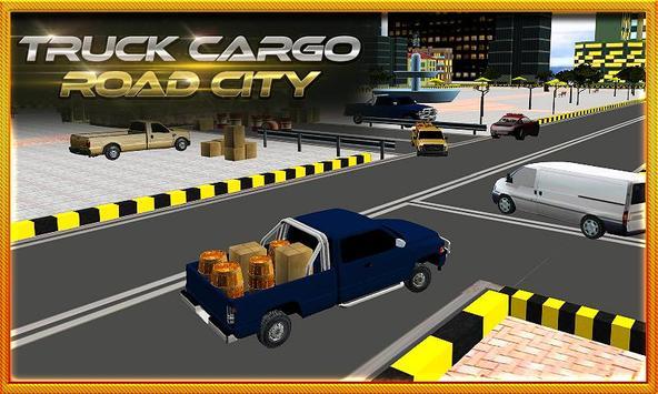 Real Truck Cargo Simulator screenshot 9