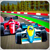 Real Thumb Formula Race - Thumb Car Racing icon