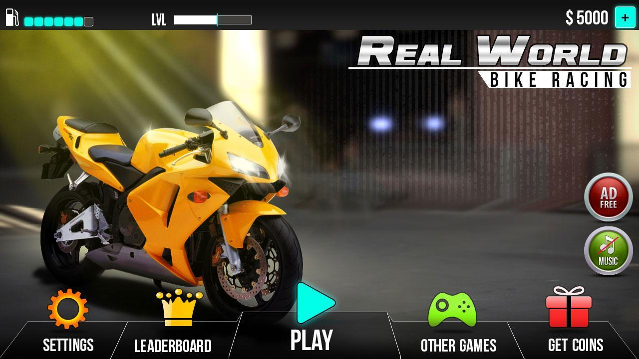 Moto bike race free – top moto racing games for android apk download.