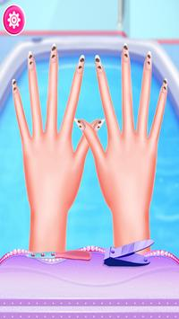 Jeux Habillage et Maquillage Star Mannequin 2017 apk screenshot