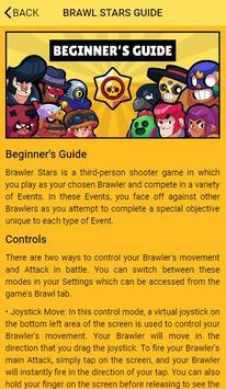 Guide For Brawl Stars apk screenshot
