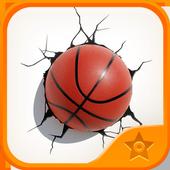 Basketball Professional icon