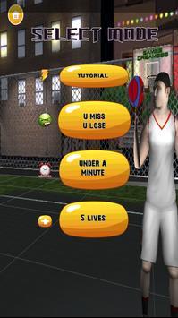 Basketball Professional apk screenshot