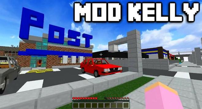 Little Kelly Mod for Minecraft screenshot 1