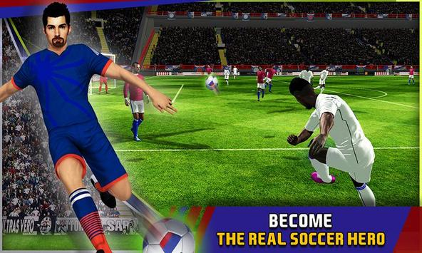 Soccer World Cup Rassia 2018 screenshot 8