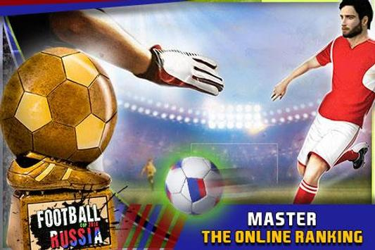 Soccer World Cup Rassia 2018 screenshot 1