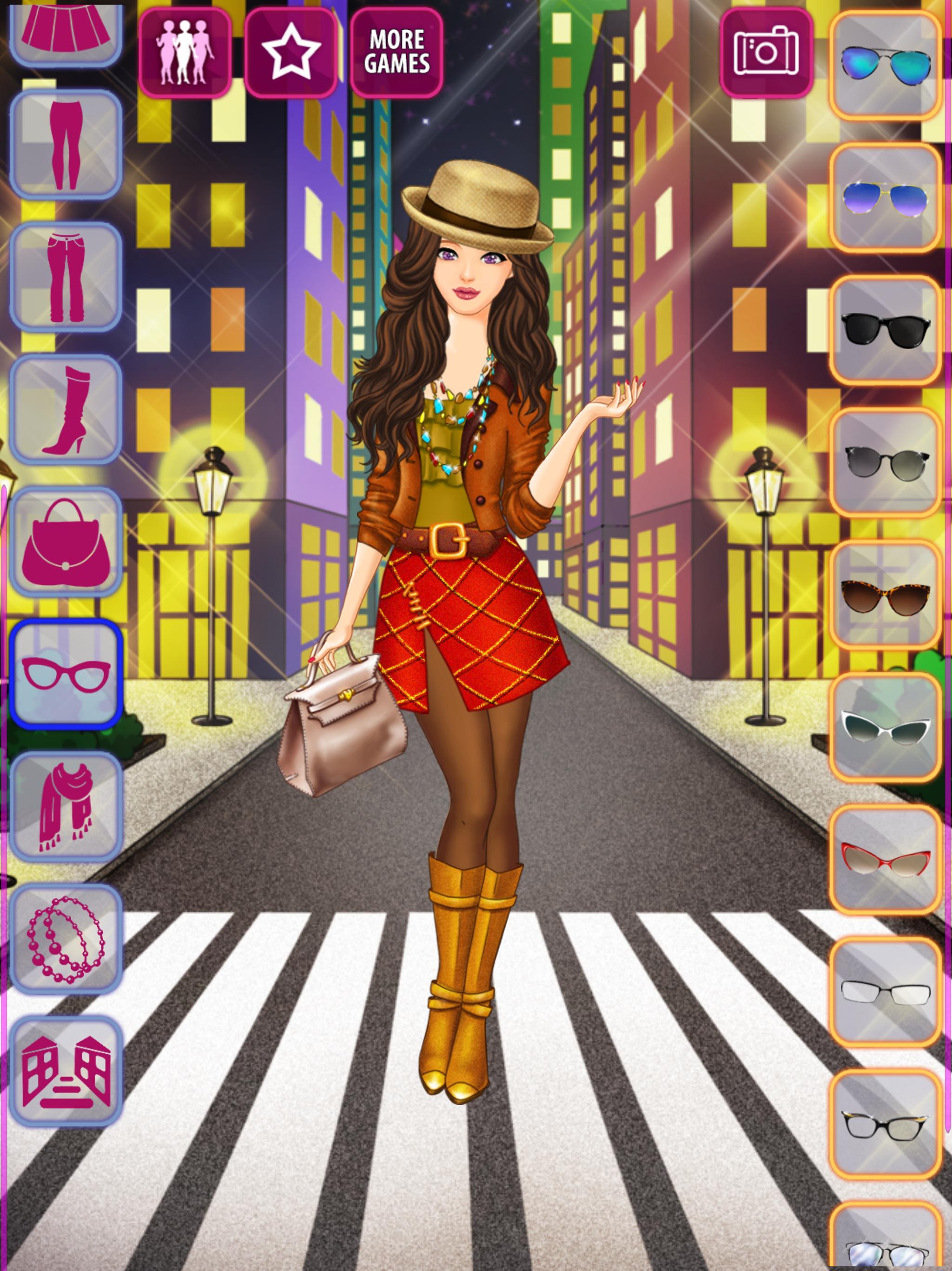 لعبة تلبيس عارضة الأزياء For Android Apk Download