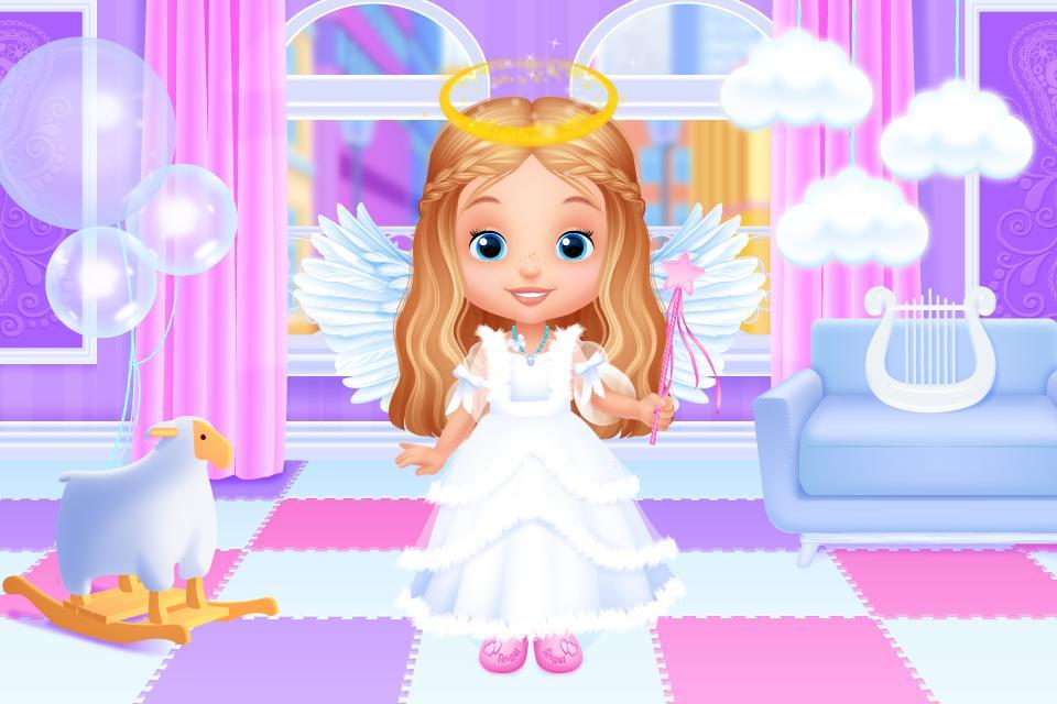 ángeles Juego De Vestir Chicas For Android Apk Download