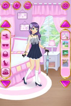 Dress Up Anime