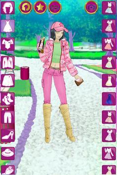 Anime High School screenshot 1