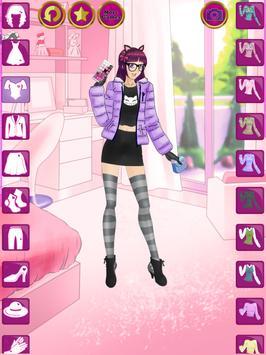 Anime High School screenshot 2