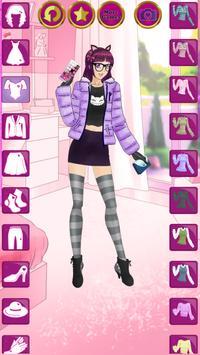 Anime High School screenshot 4