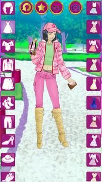 Anime High School screenshot 5