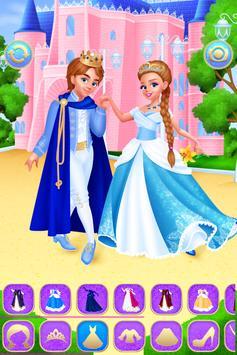 Cinderella & Prince poster