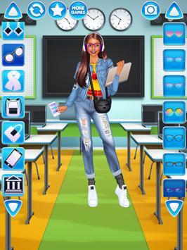 College Studentinnen Dress Up Screenshot 8