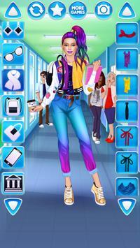 College Studentinnen Dress Up Screenshot 22