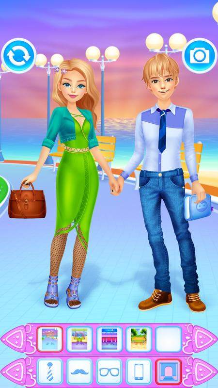 Couples Dress Up - Girls Games For Android - Apk Download-7630