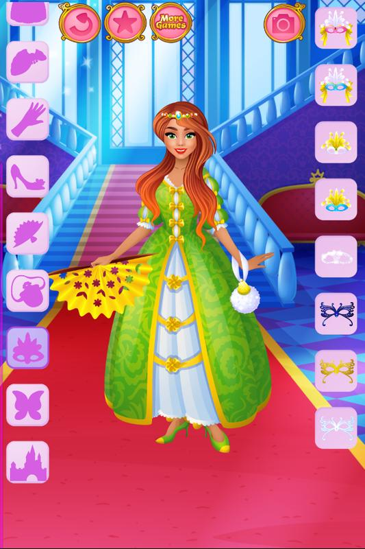 Princess Dress Up Fashion Apk