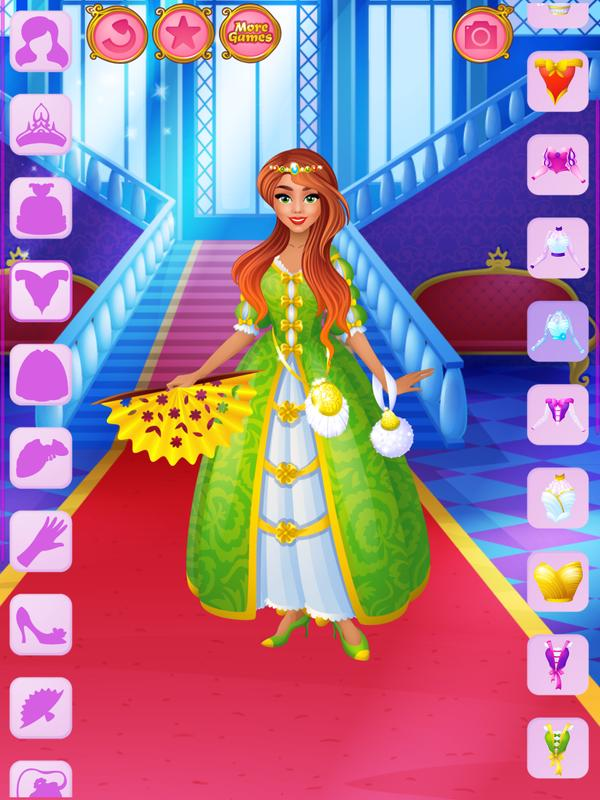 Dress Up Games