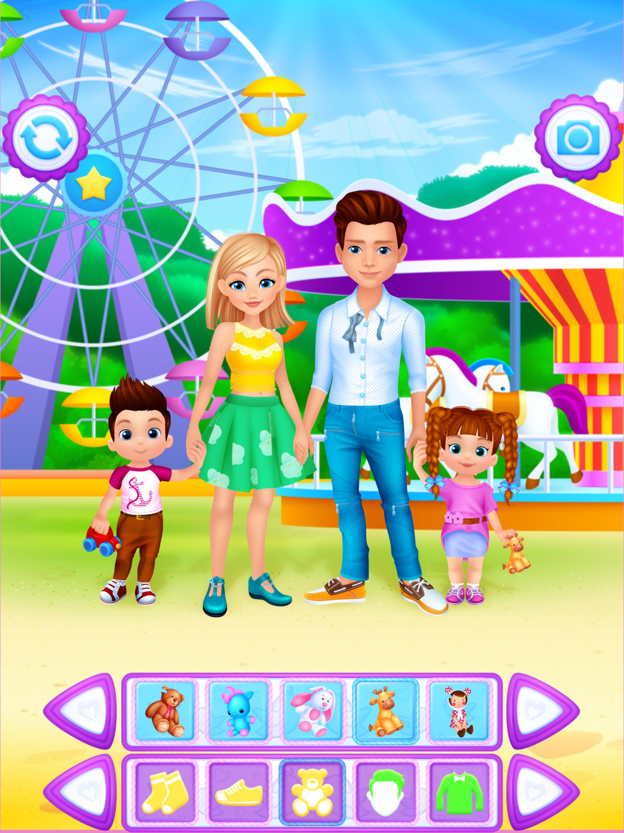 Familia Juegos De Vestir For Android Apk Download