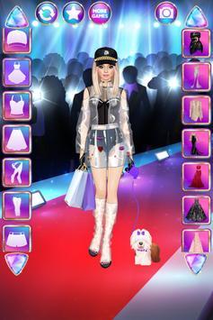 Mode Diva - Fashionista Puppen Anziehen Spiele Screenshot 4