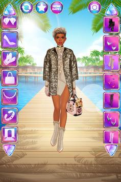 Mode Diva - Fashionista Puppen Anziehen Spiele Screenshot 6