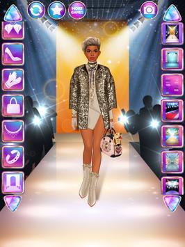 Mode Diva - Fashionista Puppen Anziehen Spiele Screenshot 13