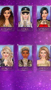 Mode Diva - Fashionista Puppen Anziehen Spiele Screenshot 17