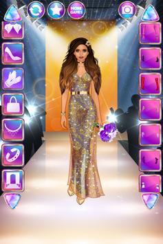 Mode Diva - Fashionista Puppen Anziehen Spiele Screenshot 1