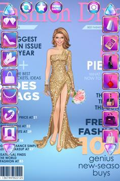 Mode Diva - Fashionista Puppen Anziehen Spiele Screenshot 2