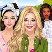 Girl Squad Fashion - BFF Fashionista Dress Up icon
