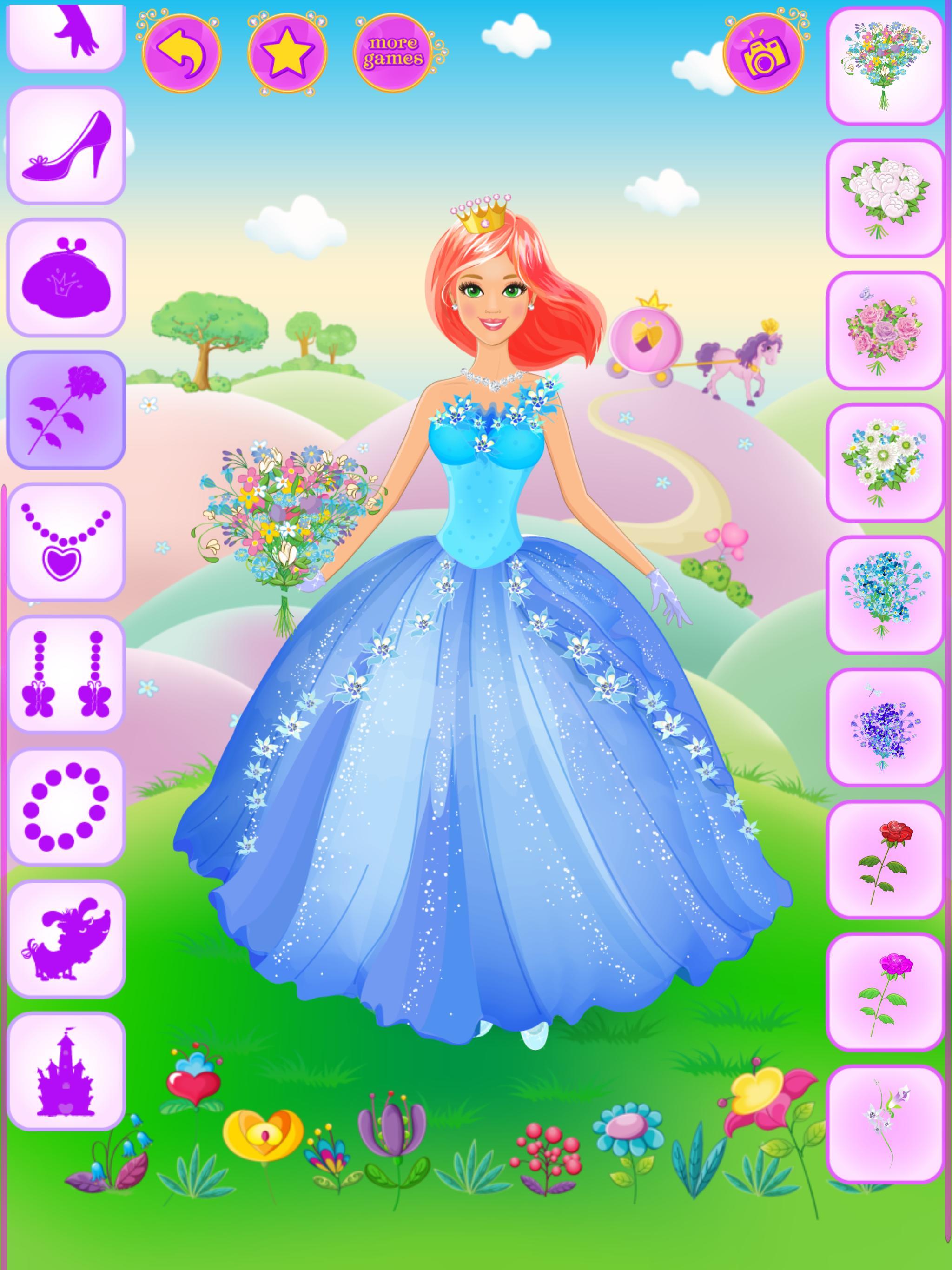 Princesas Juegos De Vestir For Android Apk Download