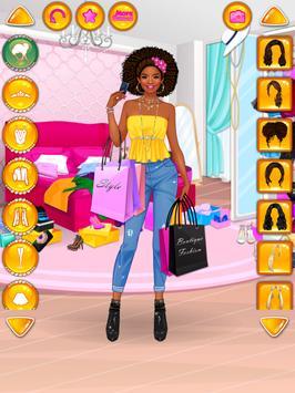 リッチガールクレイジーショッピング - ファッションゲーム スクリーンショット 21