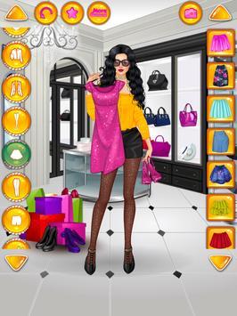 リッチガールクレイジーショッピング - ファッションゲーム スクリーンショット 18